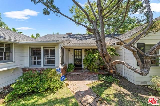 12319 18Th Helena Drive, Los Angeles (City), CA 90049 (#21750944) :: Jett Real Estate Group