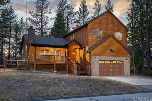 316 Crystal Lake Road, Big Bear, CA 92315 (#PW21134706) :: RE/MAX Masters