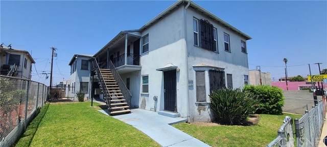 10817 S Western Avenue, Los Angeles (City), CA 90047 (#SR21125185) :: Team Tami