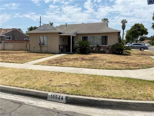 10944 Maidstone Avenue, Santa Fe Springs, CA 90670 (#IV21134667) :: Zen Ziejewski and Team