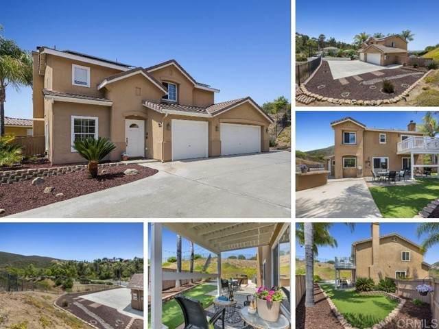 1067 Via Vera Cruz, San Marcos, CA 92078 (#NDP2107162) :: Swack Real Estate Group   Keller Williams Realty Central Coast