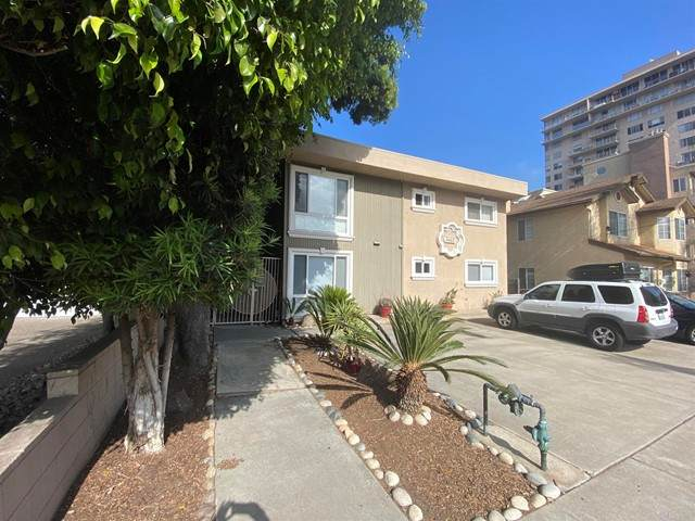 3663 7Th Avenue #4, San Diego, CA 92103 (#PTP2104330) :: Swack Real Estate Group | Keller Williams Realty Central Coast