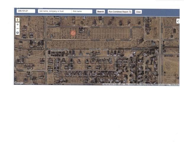0 Heather Avenue, California City, CA 93505 (#CV21134803) :: Team Forss Realty Group