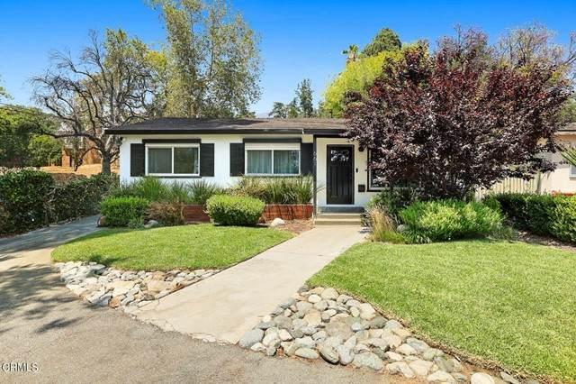 661 E Altadena Drive, Altadena, CA 91001 (#P1-5341) :: Wendy Rich-Soto and Associates