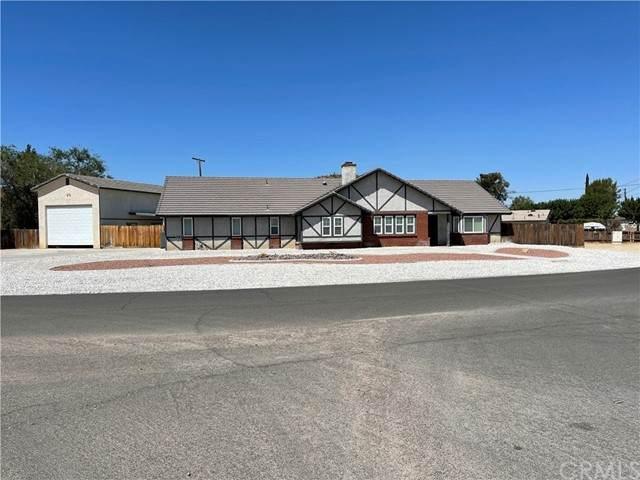 14434 Bochee Road, Apple Valley, CA 92307 (#OC21134836) :: Millman Team