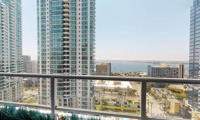1262 Kettner #1704, San Diego, CA 92101 (#210017219) :: American Real Estate List & Sell
