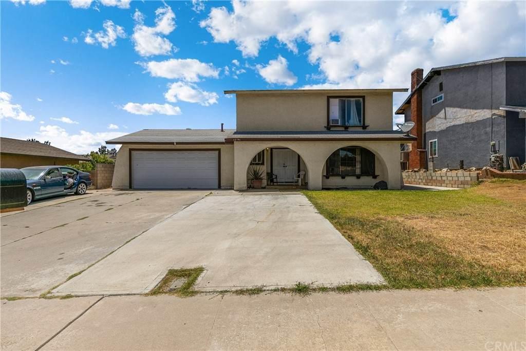 12791 Shiray Ranch Road, Moreno Valley, CA 92553 (#CV21109730) :: American Real Estate List & Sell