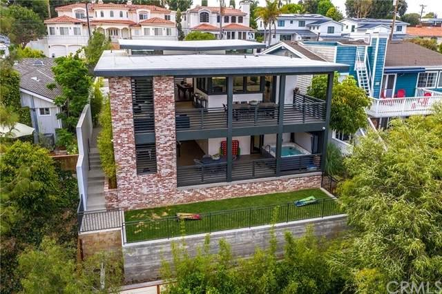 1226 3rd Street, Manhattan Beach, CA 90266 (#SB21132177) :: Latrice Deluna Homes