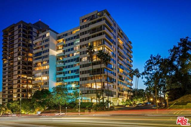 10433 Wilshire Boulevard #1108, Los Angeles (City), CA 90024 (#21750884) :: American Real Estate List & Sell