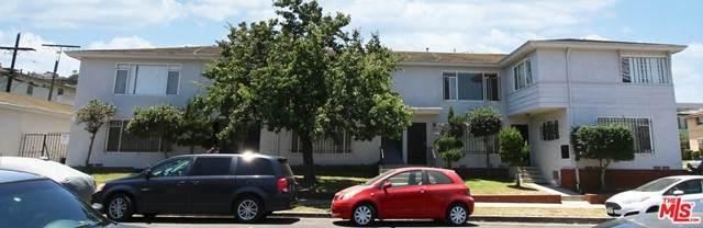 3836 Lockland Drive, Los Angeles (City), CA 90008 (#21751670) :: Team Tami