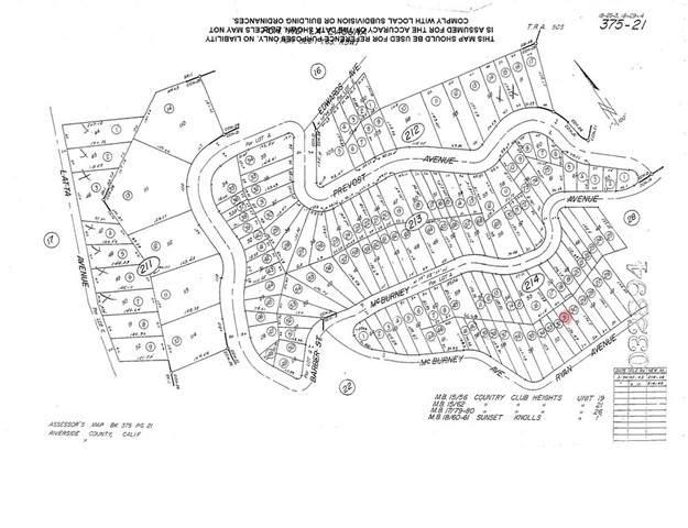 0 Ryan Avenue, Lake Elsinore, CA 92530 (#SW21133674) :: Pam Spadafore & Associates