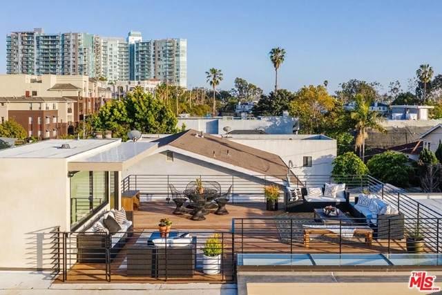 3201 Thatcher Avenue, Marina Del Rey, CA 90292 (#21751626) :: Pam Spadafore & Associates
