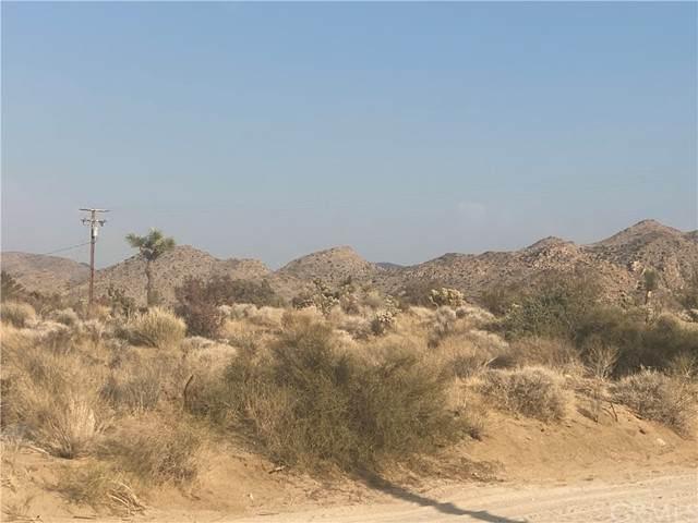 8100 Sunset Road, Joshua Tree, CA 92252 (#JT21132562) :: Pam Spadafore & Associates