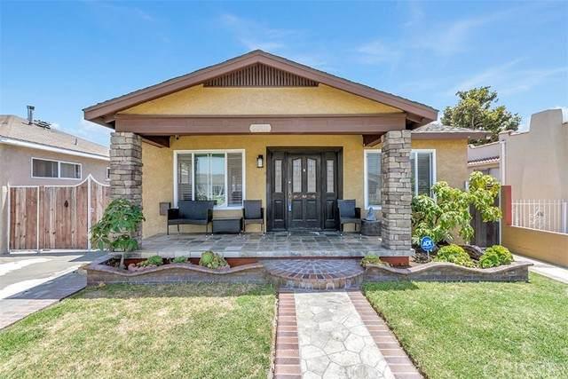 2716 Olive Street, Huntington Park, CA 90255 (MLS #SR21134969) :: CARLILE Realty & Lending