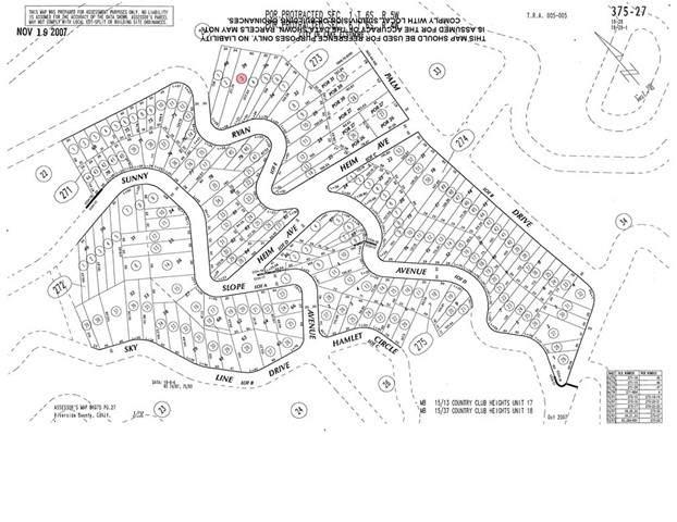 0 Ryan Avenue, Lake Elsinore, CA 92530 (#SW21133696) :: Holmes Muirhead Team at Reviron Realty