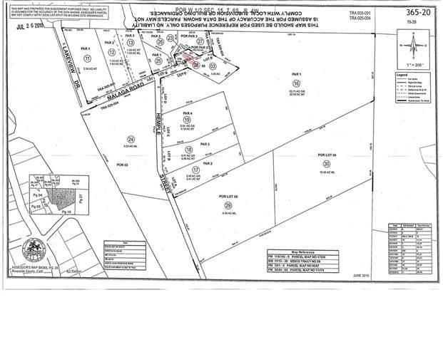 0 Malaga Road, Wildomar, CA 92595 (#SW21129705) :: Holmes Muirhead Team at Reviron Realty