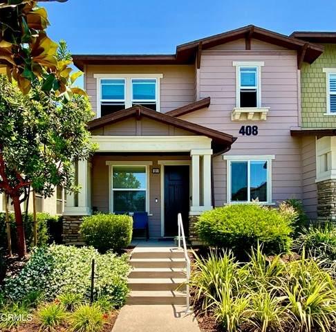 408 Pear Avenue #101, Ventura, CA 93004 (#V1-6601) :: Holmes Muirhead Team at Reviron Realty