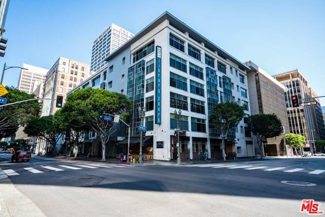 630 W 6Th Street #601, Los Angeles (City), CA 90017 (#21750728) :: American Real Estate List & Sell