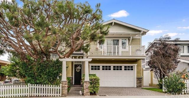 2301 Pullman Lane, Redondo Beach, CA 90278 (#SB21133971) :: Holmes Muirhead Team at Reviron Realty
