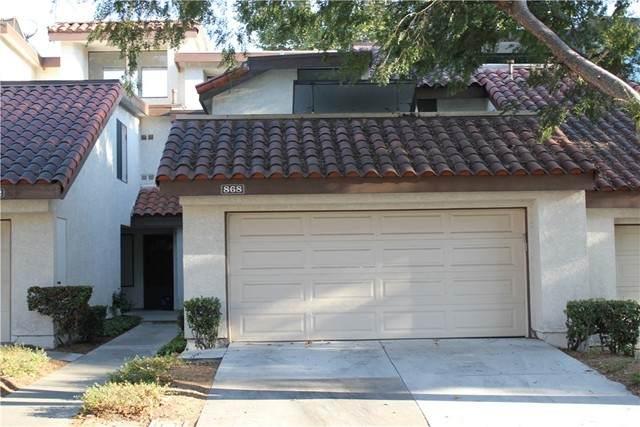 868 Wabash Court #20, Claremont, CA 91711 (#CV21119083) :: Swack Real Estate Group   Keller Williams Realty Central Coast
