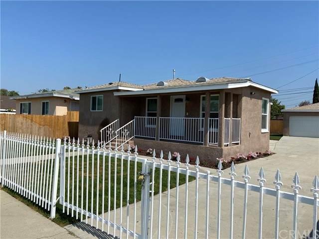 903 W 133rd Street, Compton, CA 90222 (#SB21135077) :: Holmes Muirhead Team at Reviron Realty