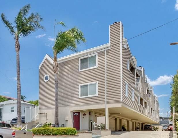 1126 W 13th Street #3, San Pedro, CA 90731 (#SR21129985) :: Berkshire Hathaway HomeServices California Properties