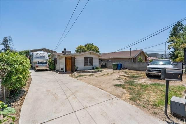 14834 Astoria Street, Sylmar, CA 91342 (#SR21135120) :: The Miller Group