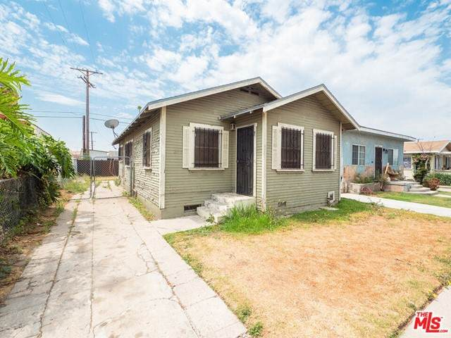 200 W 64Th Street, Los Angeles (City), CA 90003 (#21751784) :: American Real Estate List & Sell