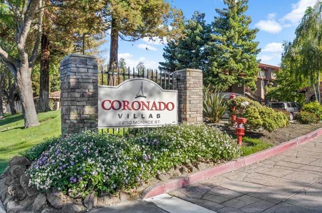 2250 Monroe Street #357, Santa Clara, CA 95050 (#ML81848725) :: Latrice Deluna Homes