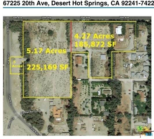 67225 20Th Avenue, Desert Hot Springs, CA 92241 (#21751844) :: Berkshire Hathaway HomeServices California Properties