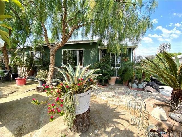 8880 Morehart Avenue, Sun Valley, CA 91352 (#SR21132389) :: Berkshire Hathaway HomeServices California Properties
