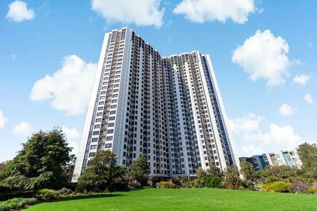 6363 Christie Avenue #606, Emeryville, CA 94608 (#ML81848044) :: Jett Real Estate Group