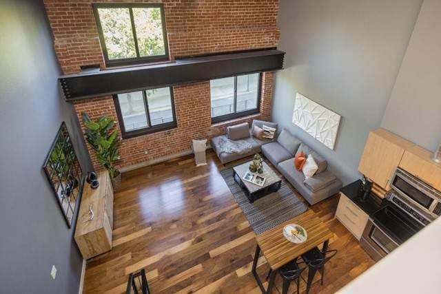88 Bush Street #2139, San Jose, CA 95126 (#ML81848254) :: Eight Luxe Homes