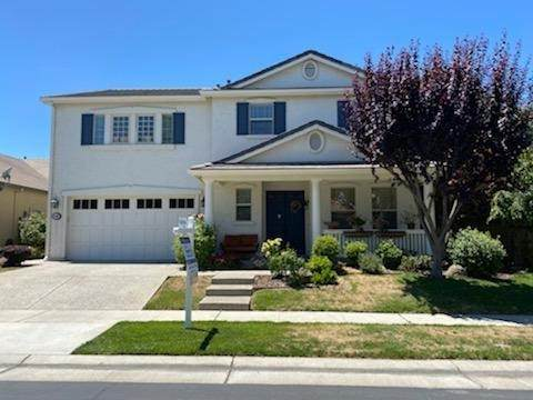 4408 Magnifica Place, Sacramento, CA 95827 (#ML81848646) :: Mint Real Estate