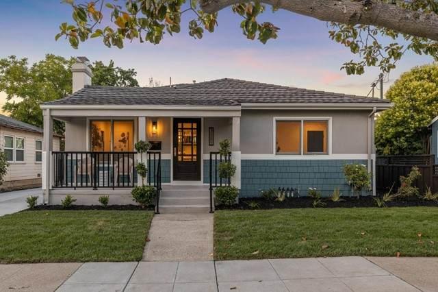 3689 Park Boulevard, Palo Alto, CA 94306 (#ML81850105) :: Cochren Realty Team | KW the Lakes