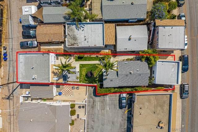 8816 La Mesa Blvd, La Mesa, CA 91942 (#210017266) :: Swack Real Estate Group | Keller Williams Realty Central Coast