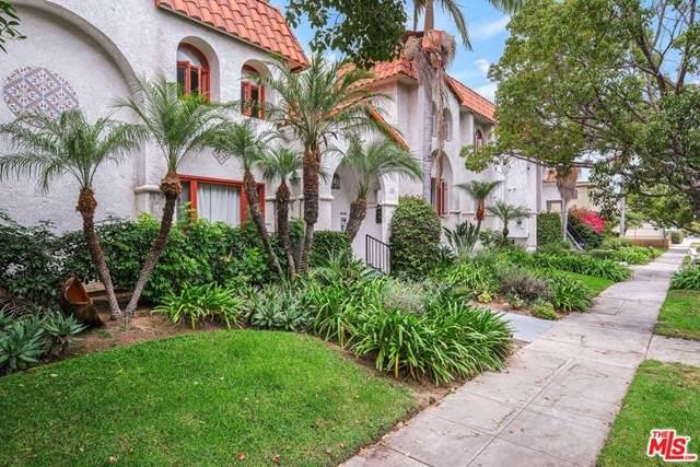 701 Grant Street #11, Santa Monica, CA 90405 (#21751870) :: Team Tami