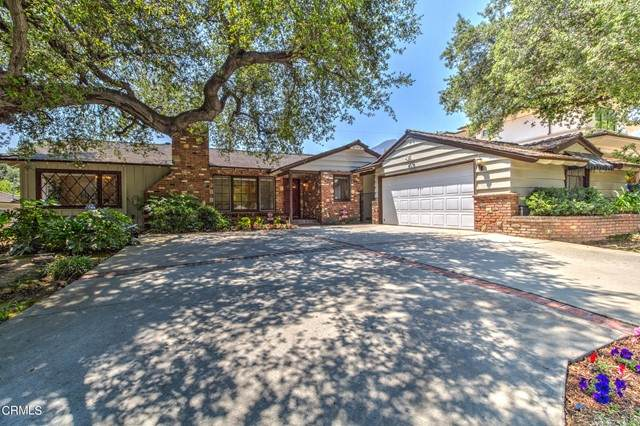 1709-91106 Alta Oaks Drive, Arcadia, CA 91006 (#P1-5349) :: Zutila, Inc.