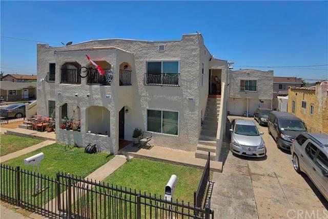 545 Eastmont Avenue, East Los Angeles, CA 90022 (#CV21135179) :: Swack Real Estate Group | Keller Williams Realty Central Coast