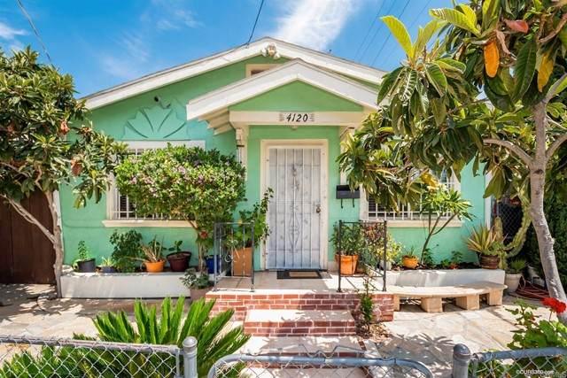 4120 Polk Avenue, San Diego, CA 92105 (#PTP2104346) :: Jett Real Estate Group