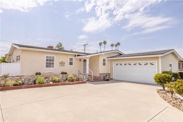 422 Cornett Avenue, Moorpark, CA 93021 (#SR21131786) :: Team Tami