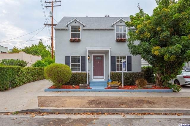 634 Fischer Street, Glendale, CA 91205 (#320006507) :: The Miller Group