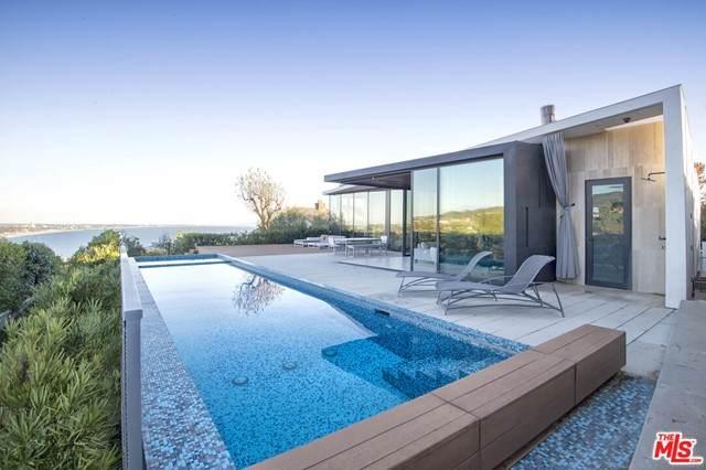 266 Quadro Vecchio Drive, Pacific Palisades, CA 90272 (#21745886) :: The Miller Group