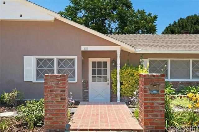 4111 Saltillo Street, Woodland Hills, CA 91364 (#SR21127539) :: Swack Real Estate Group   Keller Williams Realty Central Coast