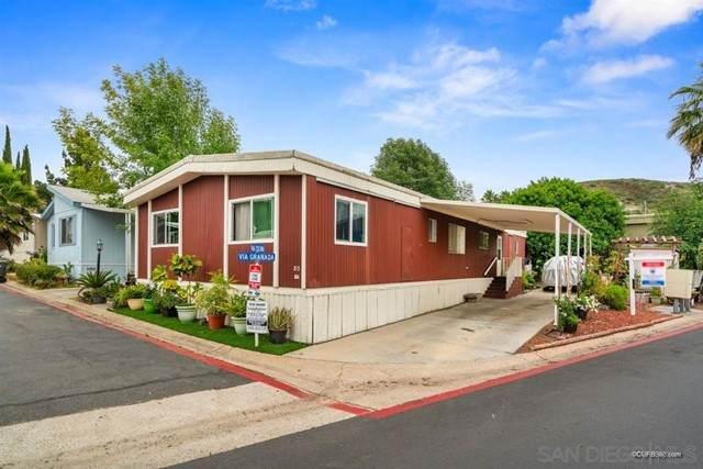 10767 Jamacha Blvd. Spc.80 #80, Spring Valley, CA 91978 (#210017279) :: Swack Real Estate Group   Keller Williams Realty Central Coast