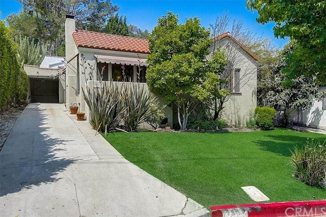 1311 Dartmouth Drive, Glendale, CA 91205 (#PF21134675) :: The Miller Group