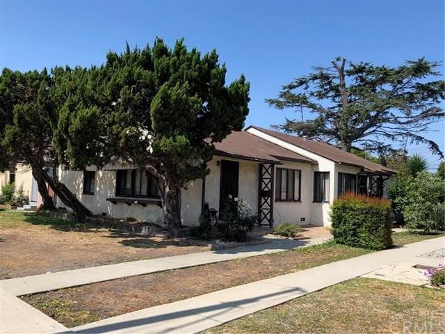 17015 Crenshaw Boulevard, Torrance, CA 90504 (#SB21135370) :: The Miller Group