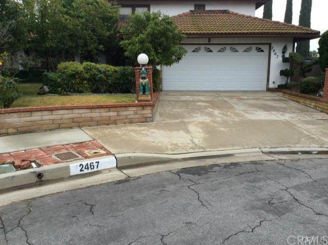 2467 Agostino Drive, Rowland Heights, CA 91748 (#TR21128021) :: The Miller Group