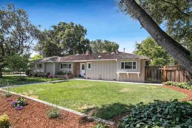 1395 Morton Avenue, Los Altos, CA 94024 (#ML81850152) :: Team Tami