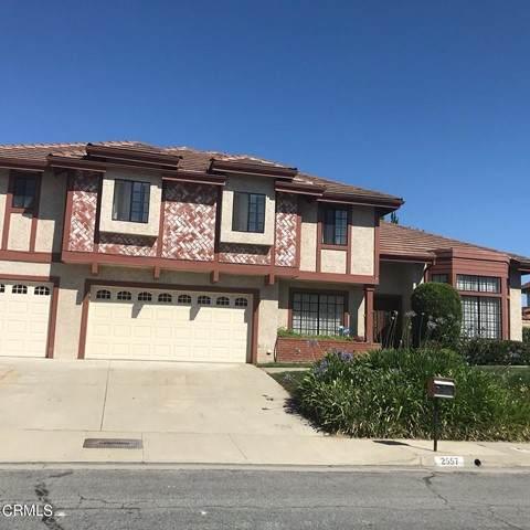 2557 Flintridge Drive, Glendale, CA 91206 (#P1-5358) :: Team Tami